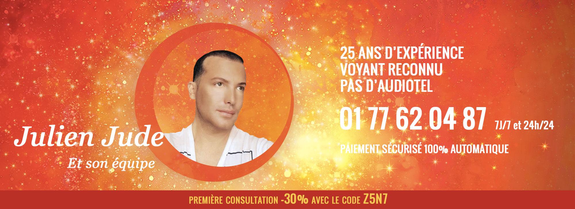 Julien Jude Voyance pro