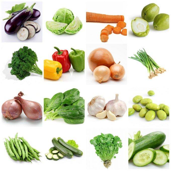 Consommer des l gumes pour tre en bonne sant - Fruit ou legume en i ...