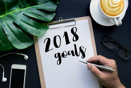 résolutions pour 2018 avec Julien Jude