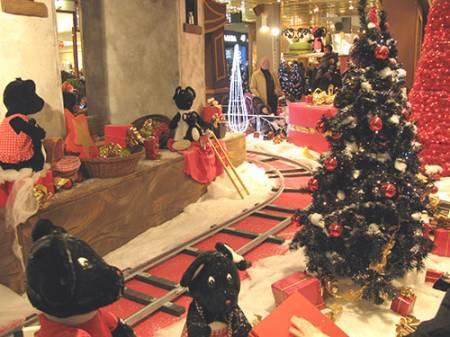 fêtes de Noël 2017