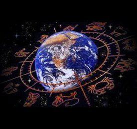 terre et les signes astrologiques