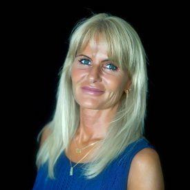 Aline Peugeot, médium et auteure