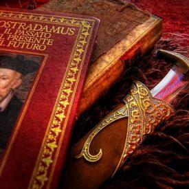 Nostradamus, livre de prophéties