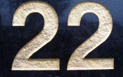 Chiffre 22