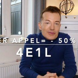 1er appel -50%
