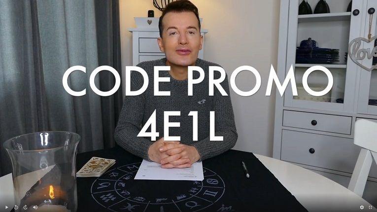 questions gratuites code promo