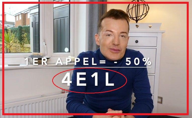 1erAppel - 50%